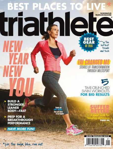 Download Triathlete - January 2016