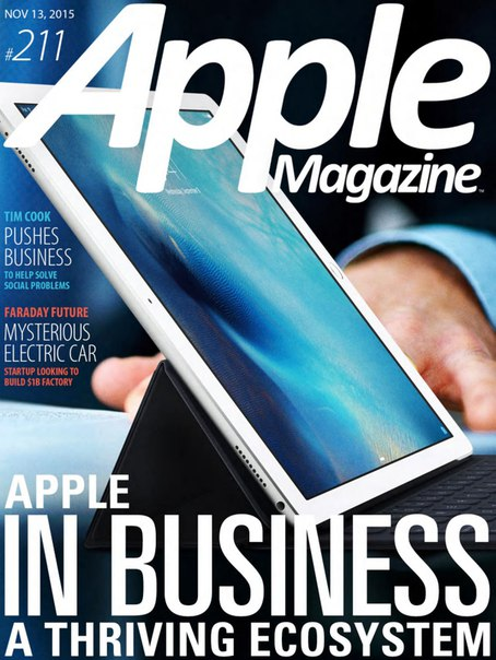 Download AppleMagazine - November 13, 2015