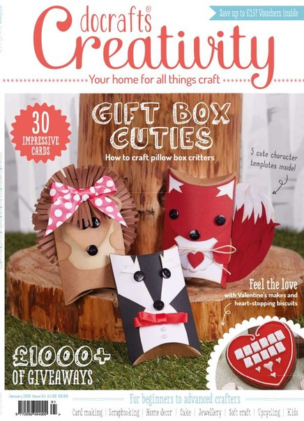 Download Docrafts Creativity - January 2015
