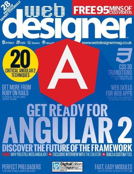 Web Designer 247 – 2016 UK