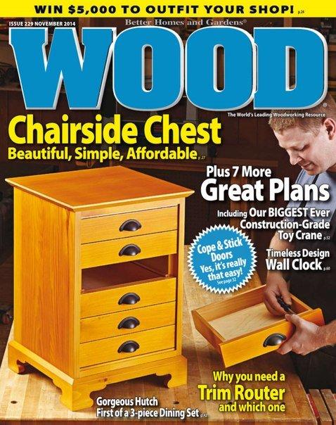 Download WOOD Magazine 11 2014