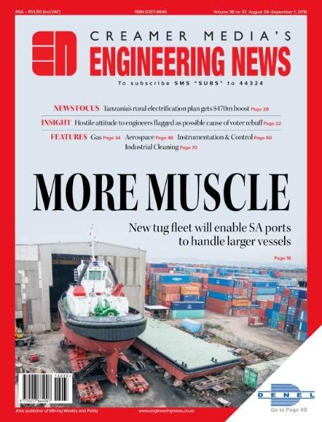 Download Engineering News - August 26 2016