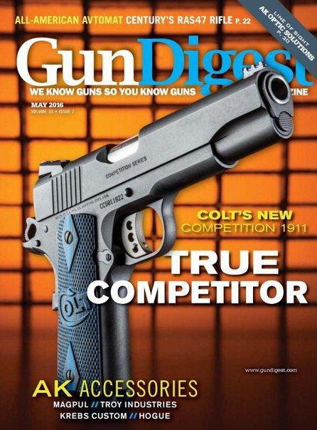 Download Gun Digest - May 2016