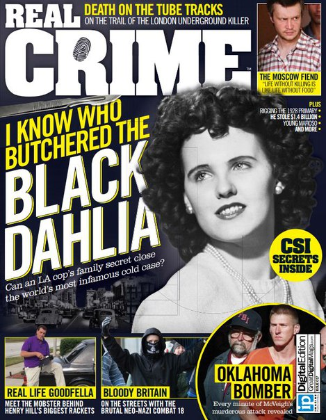 Download Real Crime – Issue 17 2016