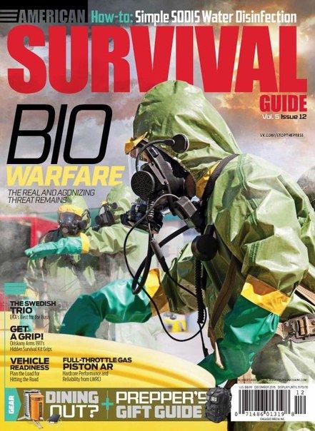 Download American Survival Guide - December 2016