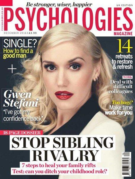 Download Psychologies UK - Issue 135 - December 2016