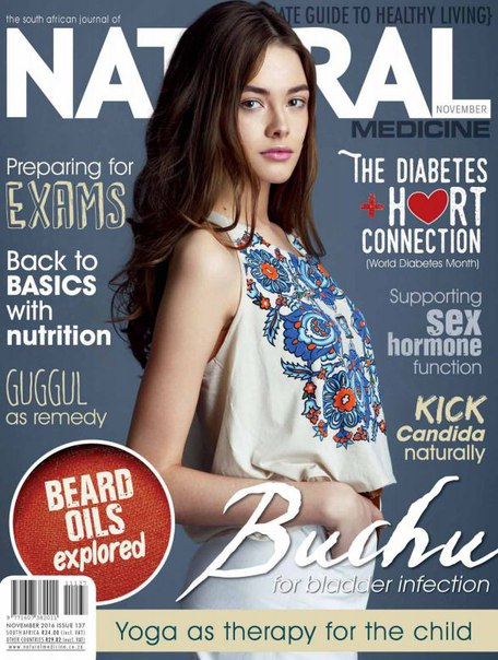 Download Natural Medicine – November 2016