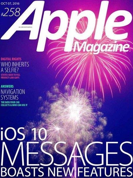 Download AppleMagazine - October 7, 2016