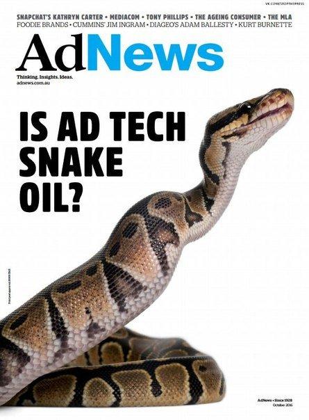 Download AdNews - October 2016