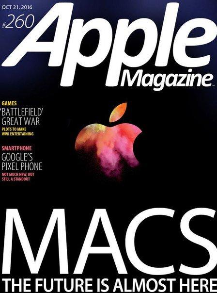 AppleMagazine – October 21, 2016