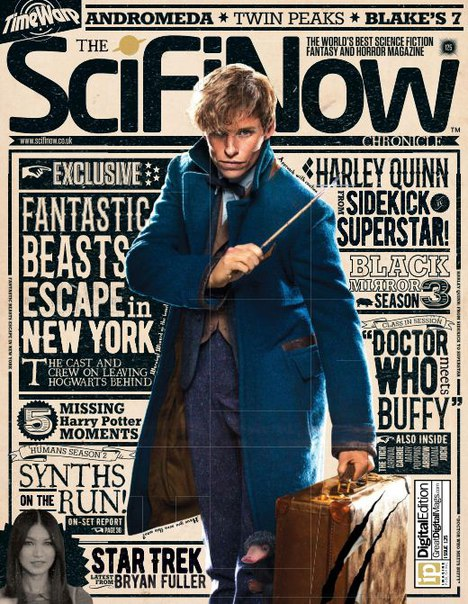Download SciFiNow - Issue 125 2016