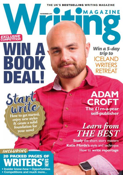 Download Writing Magazine – November 2016