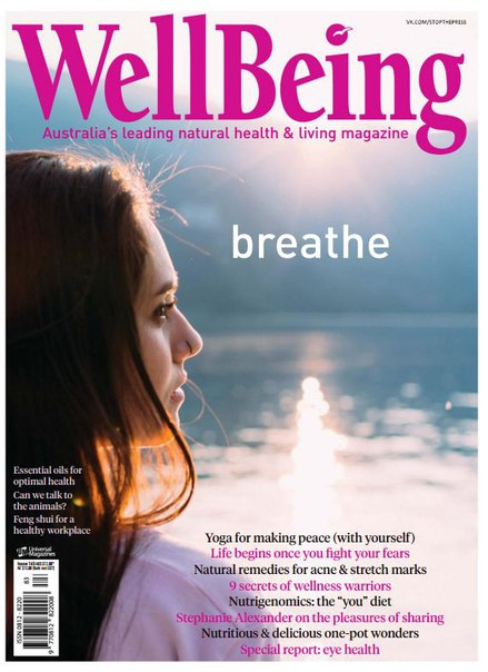 Download WellBeing Issue 165 2016