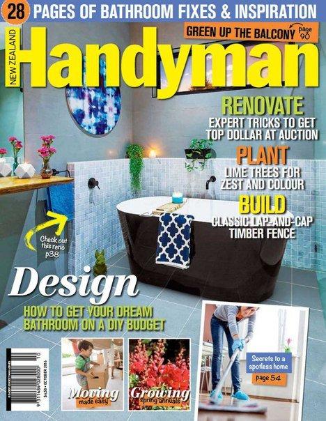 Download Handyman - October 2016 NZ