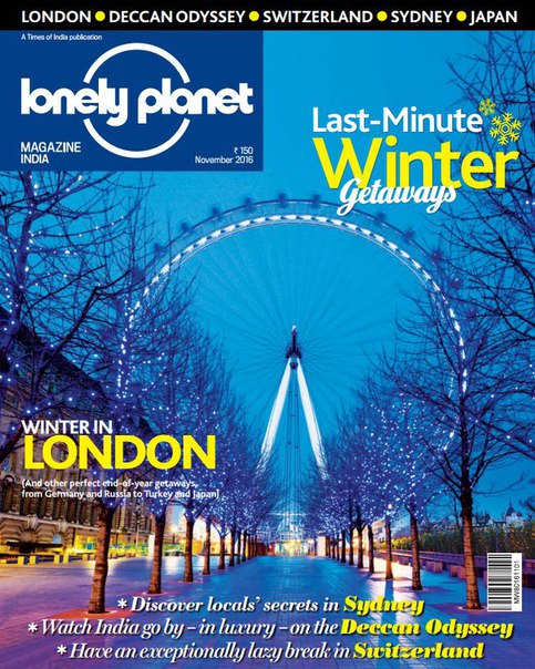 Lonely Planet Magazine India November 2016 Pdf Download Free