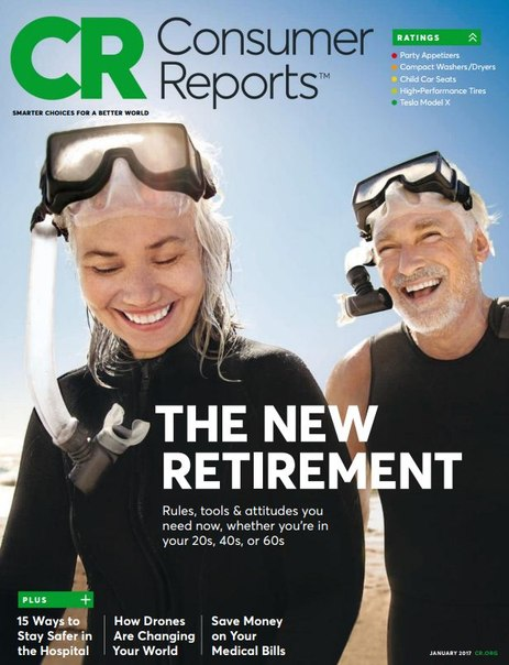 Download Consumer Reports TruePDF-January 2017