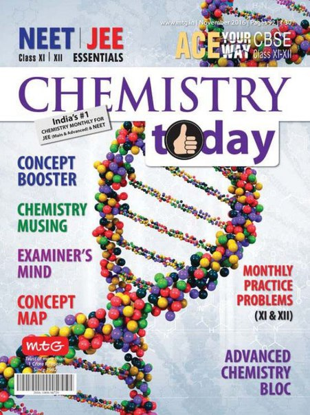 Download Chemistry Today - November 2016