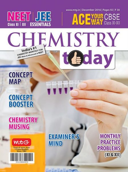 Download Chemistry Today - December 2016