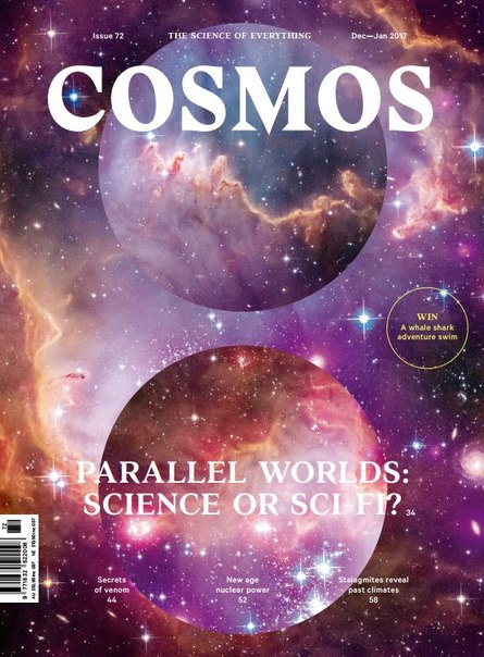 Download Cosmos Magazine - December 2016 - January 2017
