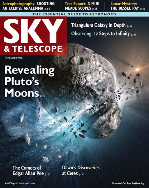 Download Sky & Telescope - December 2016