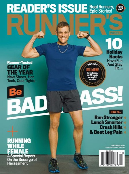 Download Runners World USA December 2016