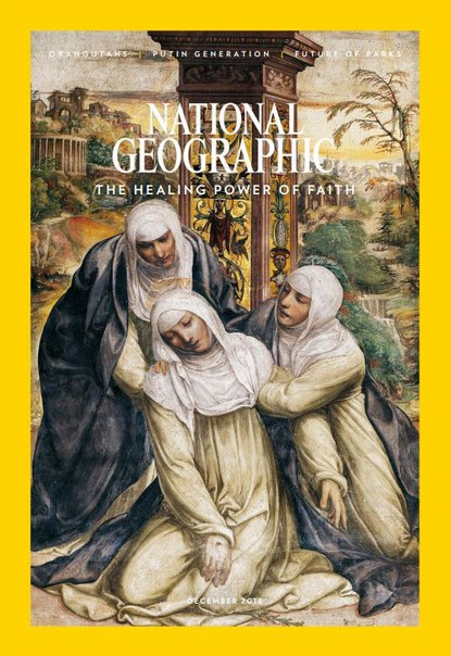 Download National Geographic USA - December 2016