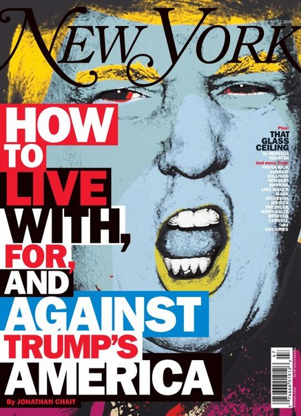 Download NewYorkMagazine - 14 November 2016