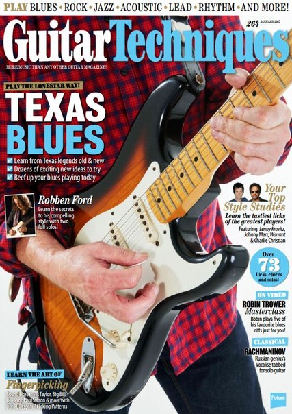 Download Guitar Techniques - January 2017