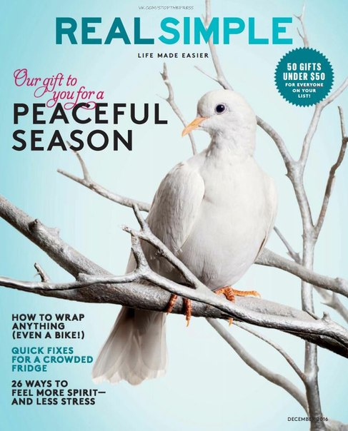 Download Real Simple – December 2016