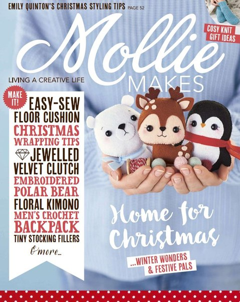 Download Mollie Makes - Issue 73 2016