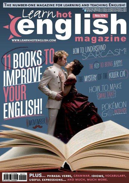 Learn Hot English – November 2016 PDF download free