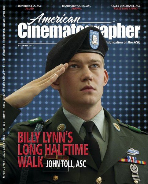 Download American Cinematographer - December 2016
