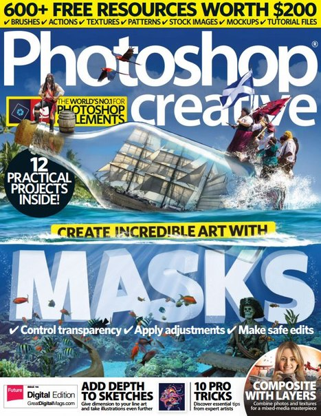 Download Photoshop Creative Issue 146 2016