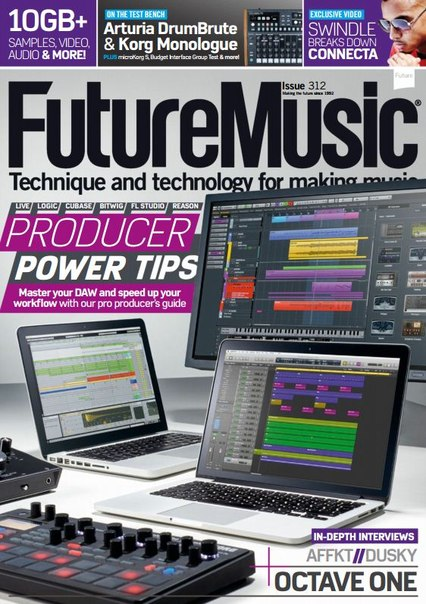 Download Future Music - December 2016