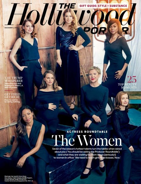 Download The Hollywood Reporter - December 2, 2016
