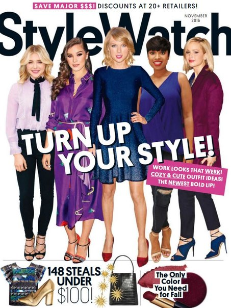 Download StyleWatch - November 2016 USA