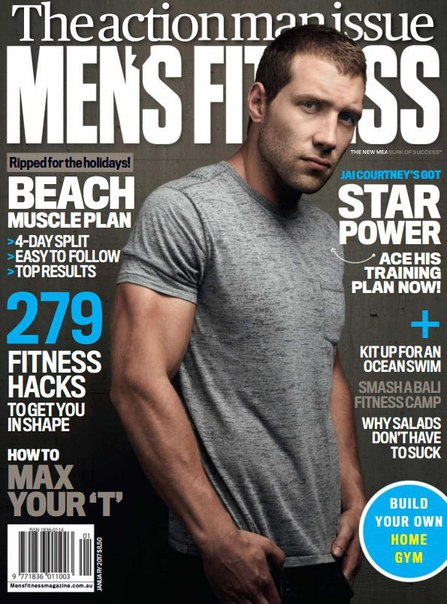 Download Men's Fitness - January 2017 AU