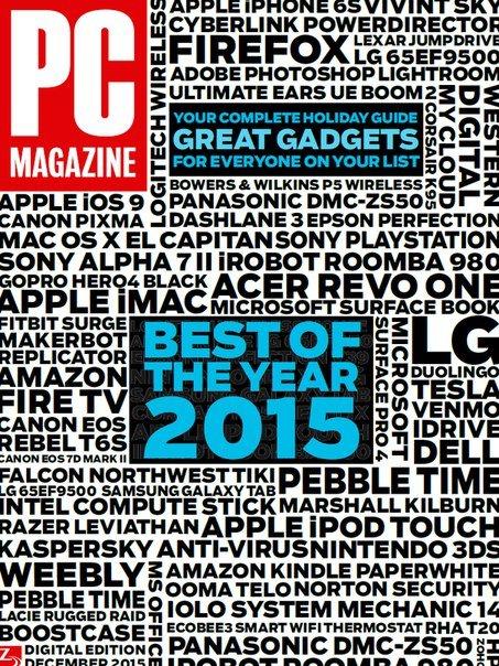 Download PC Magazine - December 2015