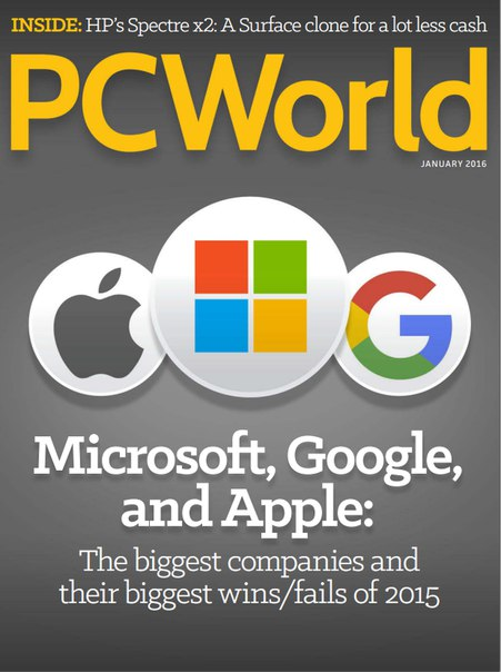 Download PC World - January 2016