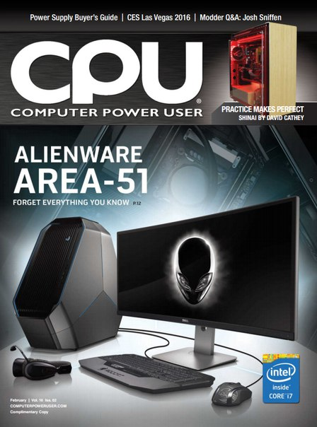 Download Computer Power User - February 2016