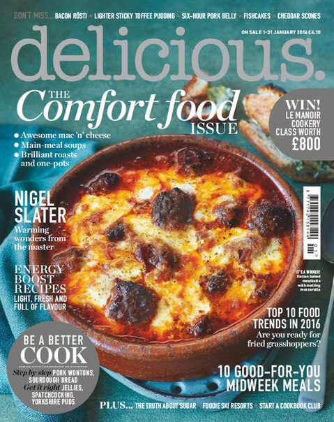 Download Delicious - January 2016