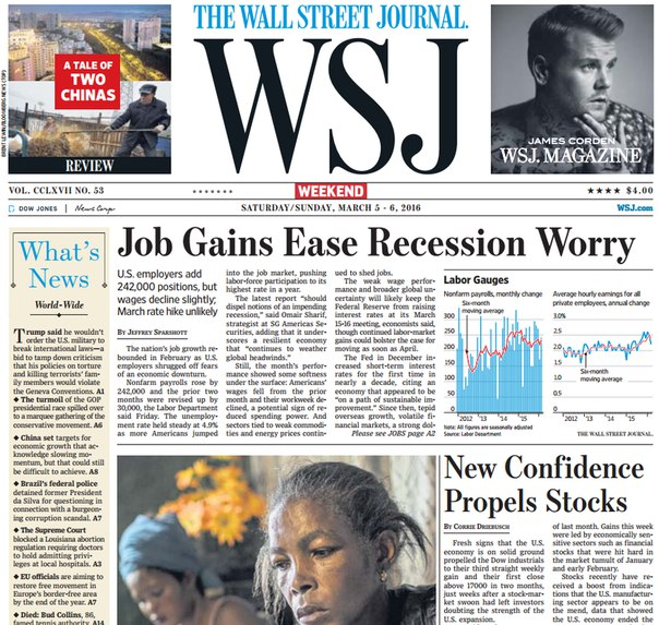 Download The Wall Street Journal March 05 2016
