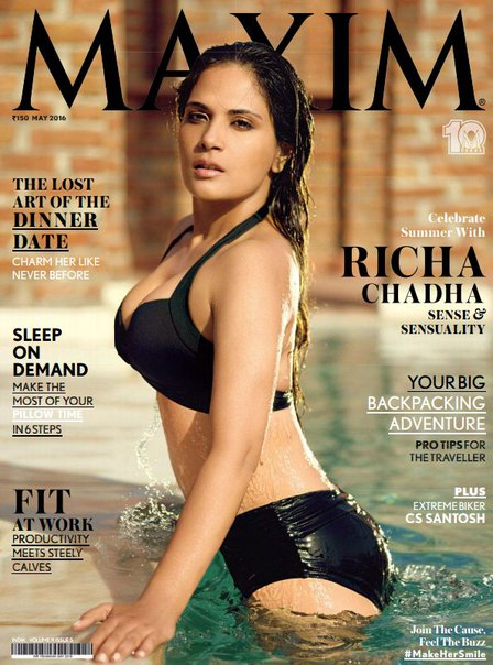 Download Maxim - May 2016 IN