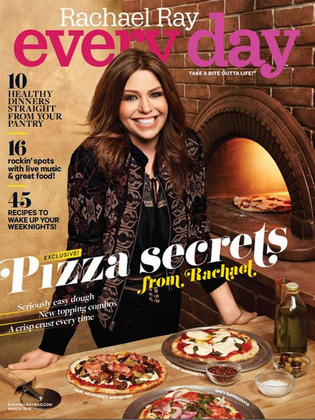 Download Rachael Ray Every Day - March 2016
