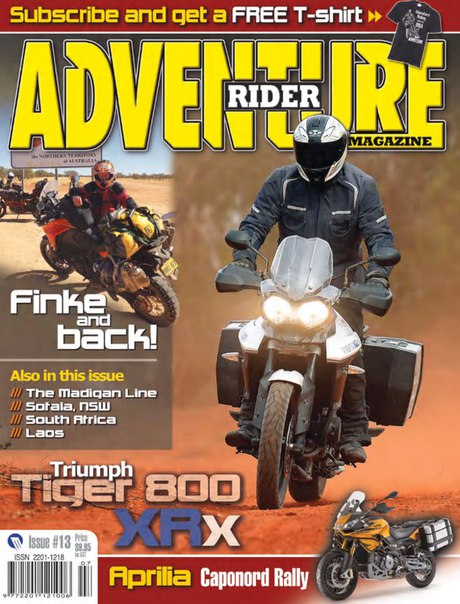 Download Adventure Rider 13 - 2015 AU