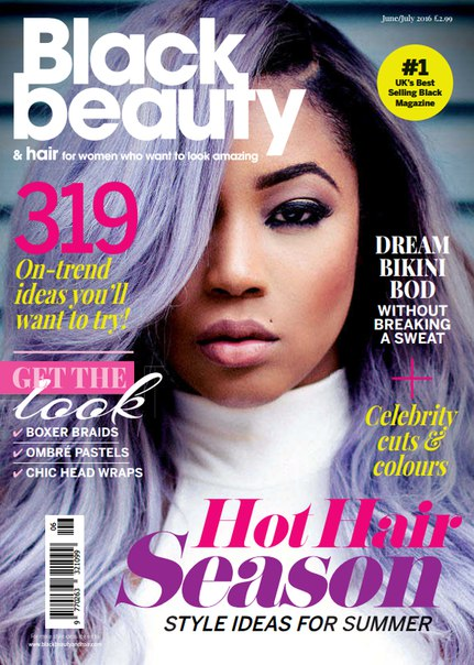 Download Black Beauty & Hair - July 2016 UK