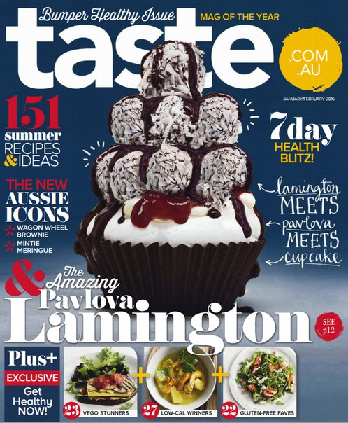 Download Taste com au - February 2016