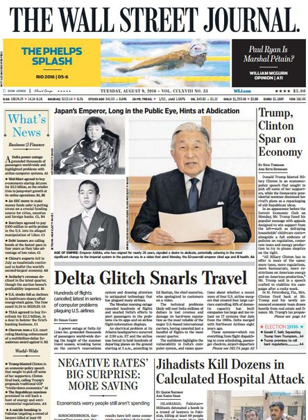 Download The Wall Street Journal August 09 2016