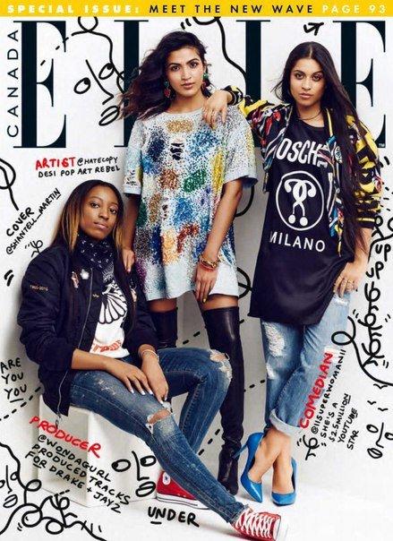 Download ELLE - March 2016 CA