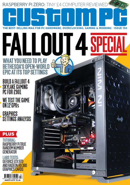 Download Custom PC - March 2016